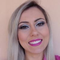 Tutorial: Maquiagem em Tons de Azul