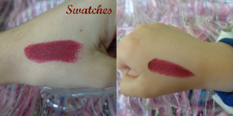 swatches diva mac