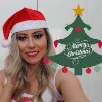 Tutorial: Maquiagem para o Natal