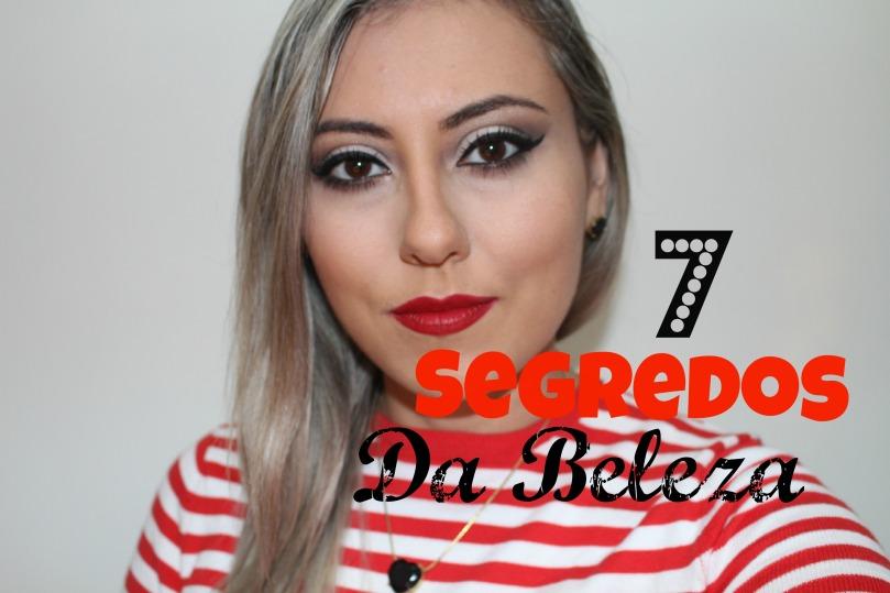 7 segredos da beleza