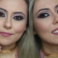Maquiagem em Tons de Rosa para Festas