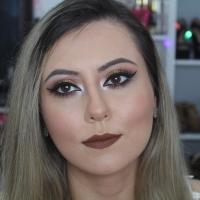 Maquiagem Bronze para o Reveillon