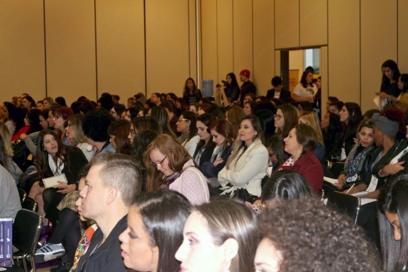 blogueiros participantes do evento