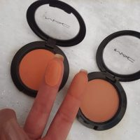 Blush Peaches M.A.C: Original X Aliexpress