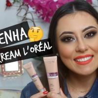 Resenha BB Cream L'oréal para o Rosto e para os Olhos